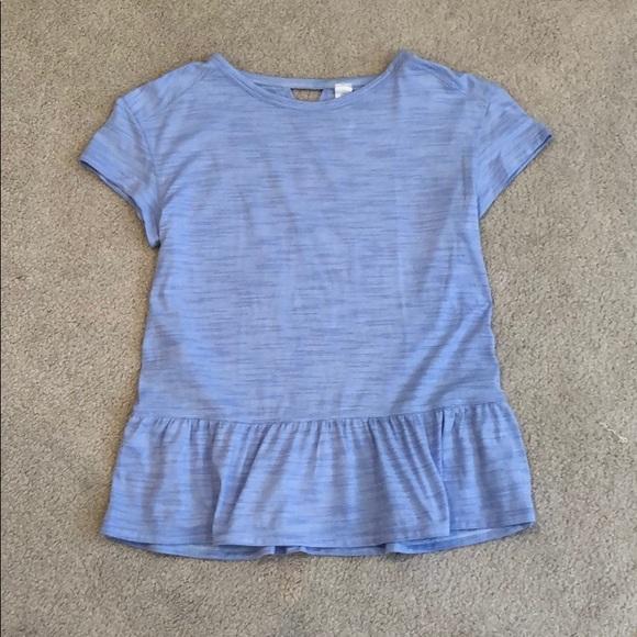 Ivivva Other - Ivivva peplum T-shirt